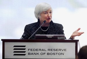 Janet Yellen inviting a discussion on the growing gap between rich and poor